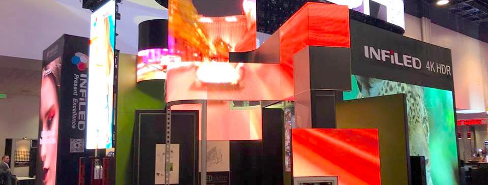 beMatrix LEDskin - Total Show Technology