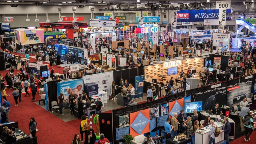 SXSW Tech and Audio Visual Production Support